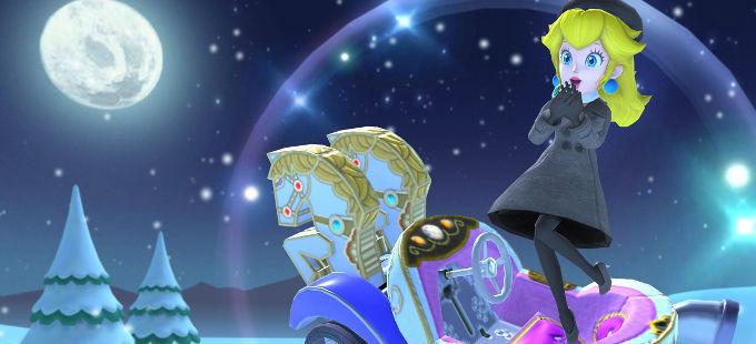 Mario Kart Tour: Conoce los nuevos personajes, vehículos y pistas del Ice Tour