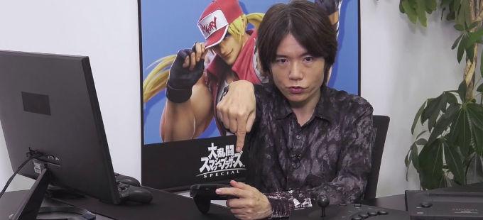 Super Smash Bros. Ultimate: ¡Este jueves Sakurai revela un nuevo peleador!