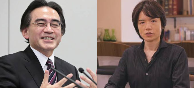 Super Smash Bros. Ultimate: La muerte de Iwata y la promesa de Sakurai