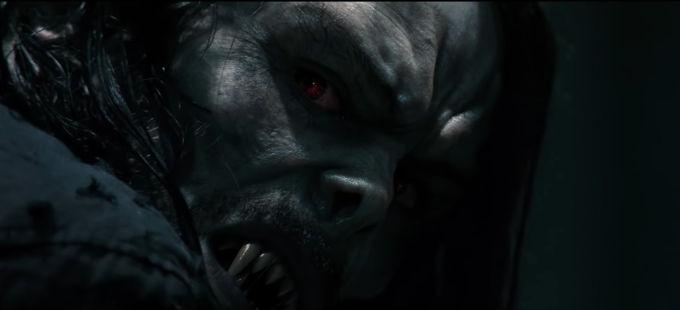 Morbius muestra su primer teaser con nexos al MCU
