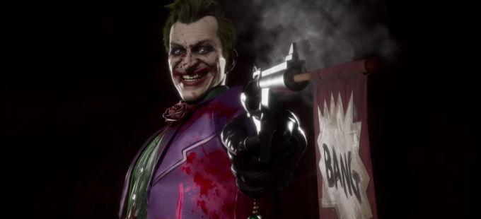 Mortal Kombat 11: ¿Por qué tan serio? ¡The Joker está en camino!