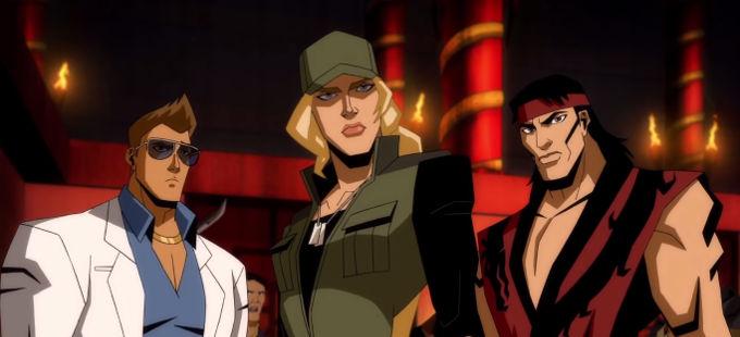 Mortal Kombat Legends: Scorpion's Revenge presenta su primer avance