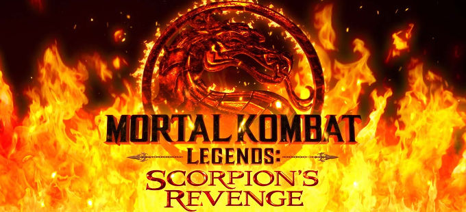 Mortal Kombat Legends: Scorpion's Revenge revelada por Warner Bros.