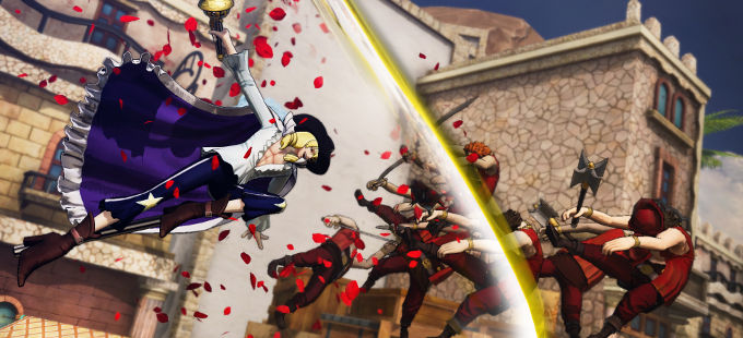 One Piece: Pirate Warriors 4 y sus modos multijugador