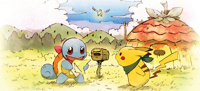 Pokémon Mystery Dungeon: Rescue Team DX para Nintendo Switch anunciado