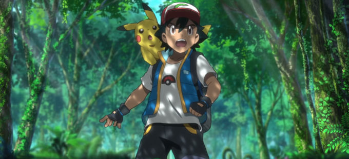 Pokémon the Movie: Koko se estrenará en verano
