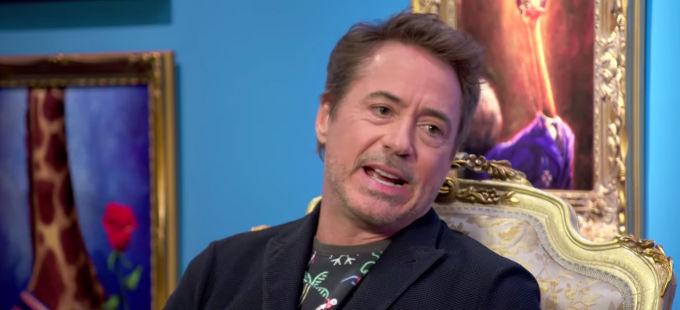 ¿Estará Iron Man en Black Widow? Robert Downey Jr. habla al respecto