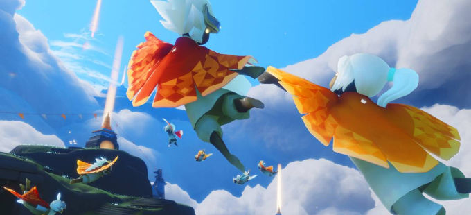 Sky: Children of the Light para Nintendo Switch podría estar en camino