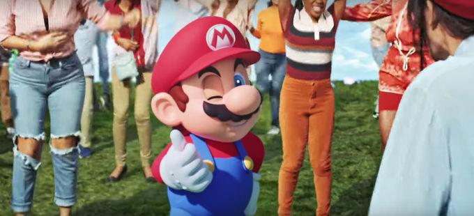 Super Nintendo World se inaugurará antes de los Juegos Olímpicos