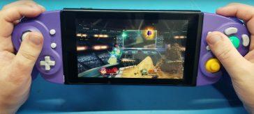 ¿Así debe jugarse Super Smash Bros. en Nintendo Switch?