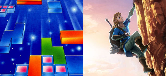 The Legend of Zelda: Breath of the Wild es el juego favorito del creador de Tetris en Switch