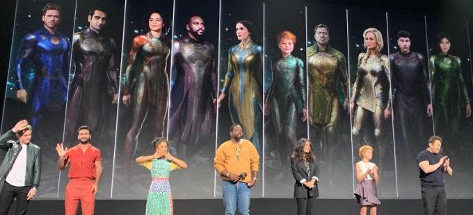 The Eternals revela su sinopsis y se conecta a Avengers: Endgame