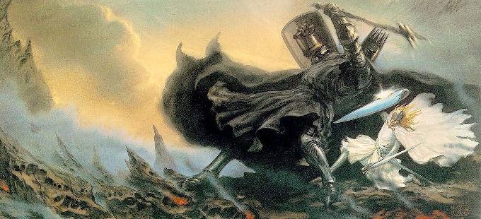 Adiós Christopher Tolkien, defensor de El Señor de los Anillos y El Silmarillion
