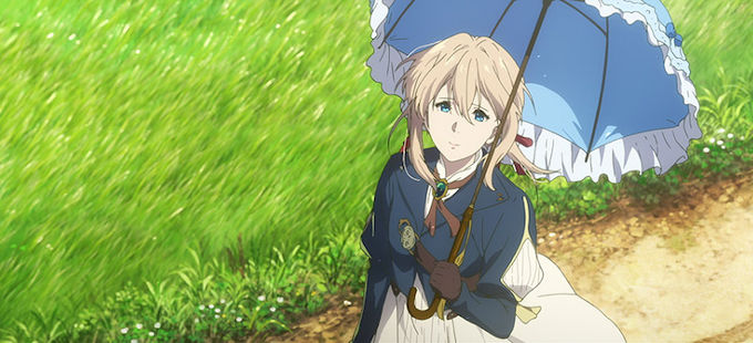 ¿Dónde ver Violet Evergarden: Eternity and the Auto Memories Doll en México?
