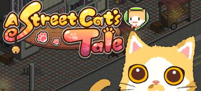 A Street Cat's Tale para Nintendo Switch saldrá en marzo