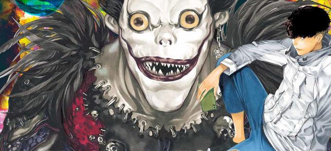 ¿Qué esperas para leer el nuevo manga de Death Note?