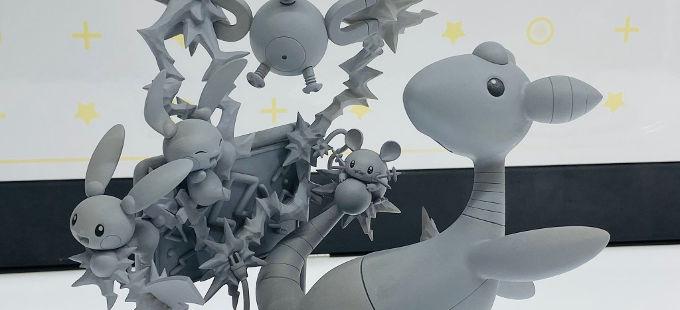Wonder Festival 2020 Winter: Nuevas figuras de Pokémon reveladas