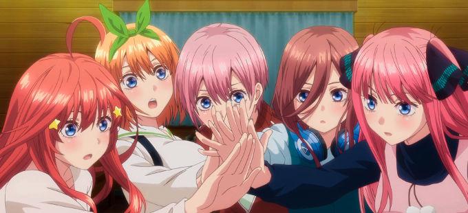 ¿Qué viene después de Go-Toubun no Hanayome?