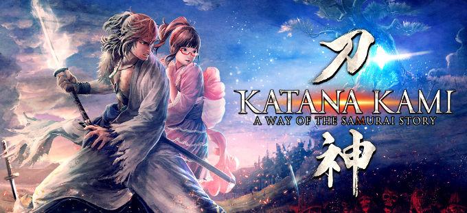 Katana Kami para Nintendo Switch saldrá la próxima semana