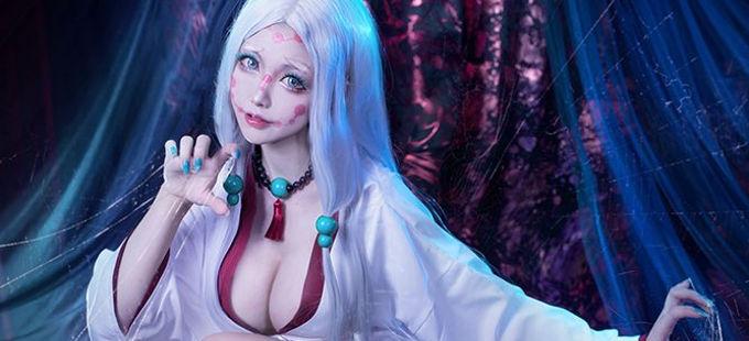 Kimetsu No Yaiba: Mother Spider Demon revive gracias al cosplay