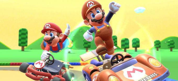 Mario Kart Tour: Conoce los nuevos personajes, vehículos y pista del Mario Bros. Tour