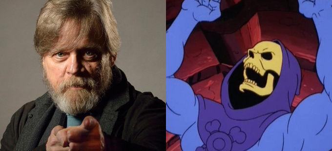 Mark Hamill será Skeletor en la nueva serie de He-Man de Netflix