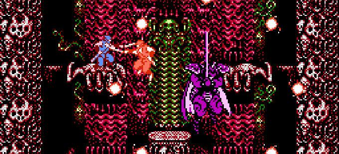 Ninja Gaiden... ¿podría volver a sus raíces en 2D?