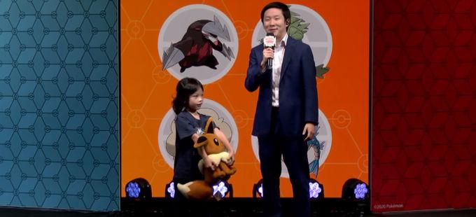 Pokémon Sword & Shield: Niña de siete años campeona Pokémon de Oceanía