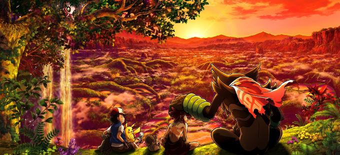 Pokémon the Movie: Koko presenta a Zarude en su nuevo tráiler