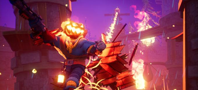 Pumpkin Jack para Nintendo Switch saldrá a finales de año
