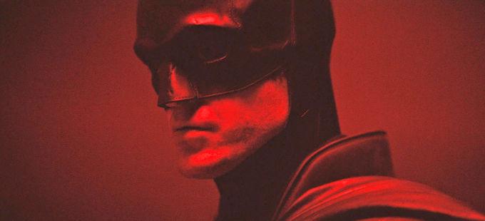 Así se ve Robert Pattinson como Batman