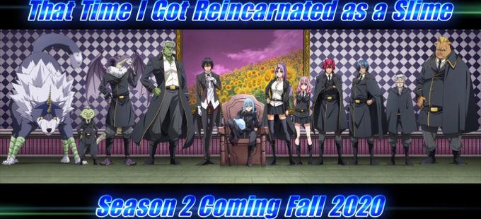 Segunda temporada de Tensei Shitara Slime Datta Ken consigue primer teaser