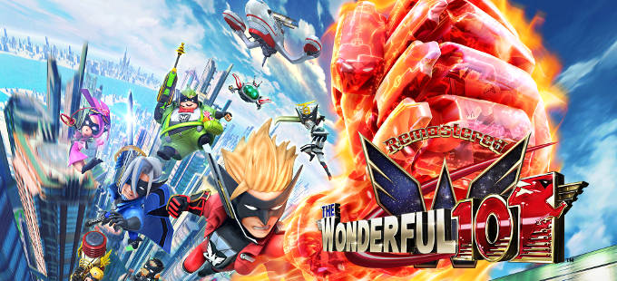 The Wonderful 101: Remastered para Nintendo Switch ya tiene fecha de salida