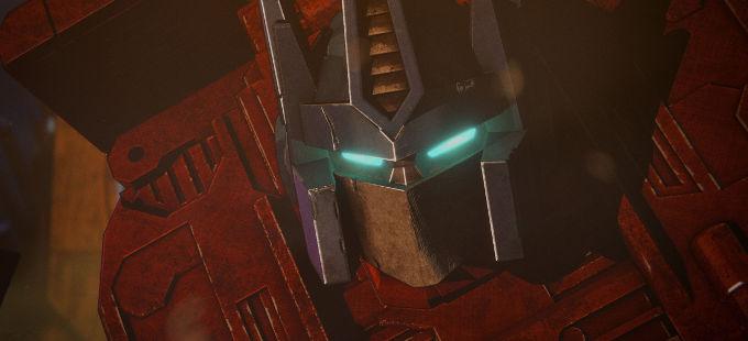 Transformers: War For Cybertron Trilogy: Siege estrena primer avance