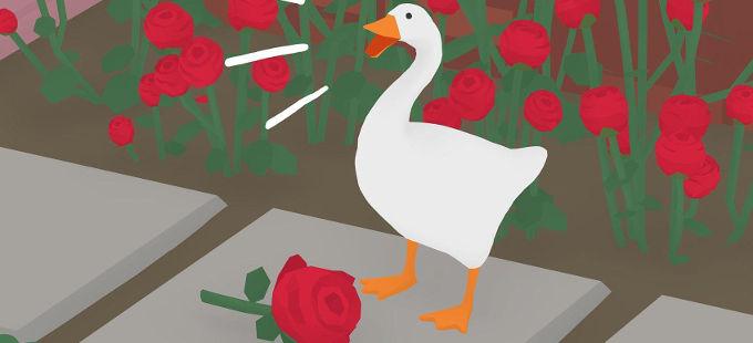 Untitled Goose Game es el Juego del Año de D.I.C.E. Awards