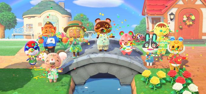 Animal Crossing: New Horizons tendrá respaldos este año