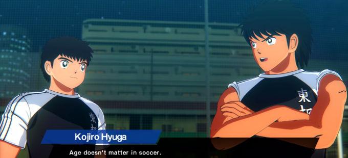 Captain Tsubasa: Rise of New Champions detalla su modo historia original