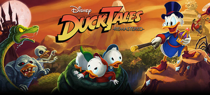 DuckTales: Remastered para Wii U regresa a la eShop