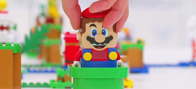 LEGO Super Mario, cuando los mundos de LEGO y Mario Bros. chocan