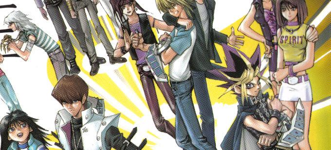 Manga de Yu-Gi-Oh! edición bunkoban llegará a México