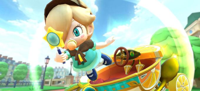 Mario Kart Tour: Conoce el nuevo personaje y vehículo del Baby Rosalina Tour