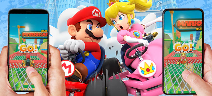 Mario Kart Tour, con fecha para su modo multijugador