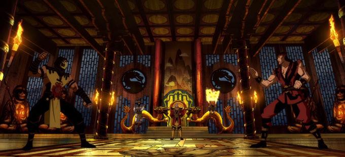 Mortal Kombat Legends: Scorpion's Revenge, máxima violencia animada