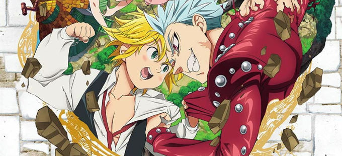 Cuarta temporada de Nanatsu no Taizai confirmada y el manga tendrá secuela