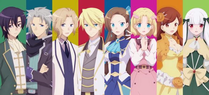 ¿Cuánto durará el anime de Otome Game no Hametsu Flag?