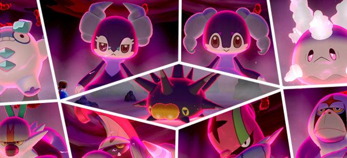 Pokémon Sword & Shield: Nuevo evento con pokémon e ítems raros activo