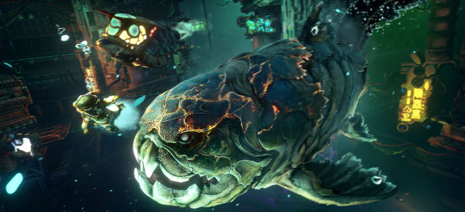 Shinsekai: Into the Depths para Nintendo Switch, una fresca idea de Capcom