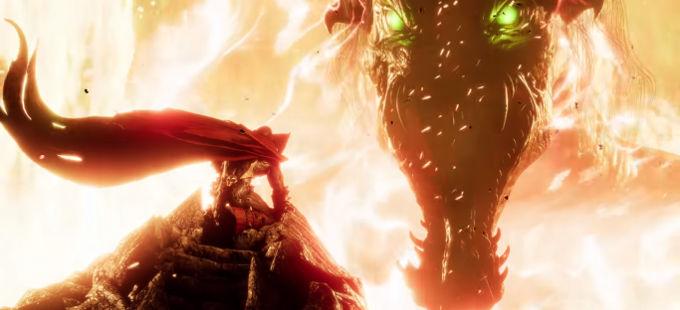 Spawn desata el Infierno en Mortal Kombat 11