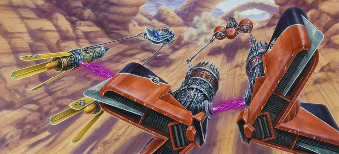 Star Wars Episode I Racer para Nintendo Switch saldrá en 2020