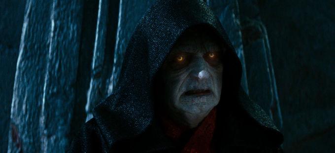 Star Wars: The Rise of Skywalker y la naturaleza del Emperador Palpatine